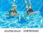 Happy Smiling Underwater...