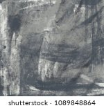 charcoal drawing on paper... | Shutterstock . vector #1089848864