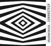 raster stripes pattern. black... | Shutterstock . vector #1089857519