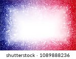 Abstract patriotic red white...