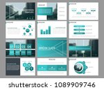 bundle infographic elements... | Shutterstock .eps vector #1089909746