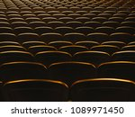 Small photo of Theatre Seats Audience seat row indoor event hall