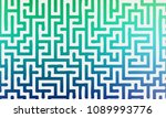 abstract background with... | Shutterstock .eps vector #1089993776