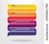 vector illustration of creative ... | Shutterstock .eps vector #1090001780