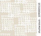 triangle tie dye pattern.... | Shutterstock .eps vector #1090005110
