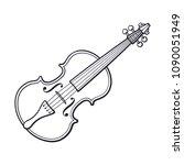 vector illustration. hand drawn ... | Shutterstock .eps vector #1090051949