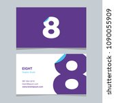 "logo number ""8""  with business... 
