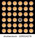 Pattern Of Light Bulbs...