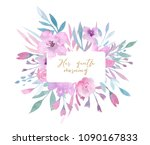 hand drawing isolated boho...   Shutterstock . vector #1090167833