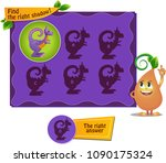 visual game for children and... | Shutterstock .eps vector #1090175324