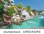 turkey   august 18  2017 ... | Shutterstock . vector #1090193393