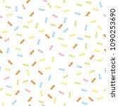 seamless modern vector... | Shutterstock .eps vector #1090253690