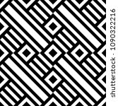 diagonal lines  rhombuses... | Shutterstock .eps vector #1090322216