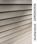 vertical vinyl siding texture | Shutterstock . vector #1090342934