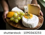 Variation Of Cheese And Green...
