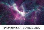 high definition star field... | Shutterstock . vector #1090376009