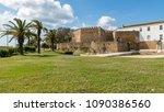 lagos  portugal   circa may... | Shutterstock . vector #1090386560