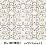 abstract geometric pattern with ...   Shutterstock .eps vector #1090411238