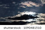 sky and cloud. cloudscape. | Shutterstock . vector #1090481510