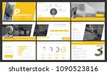 yellow  black  presentation...