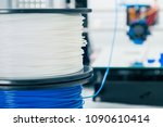 electronic three dimensional...   Shutterstock . vector #1090610414