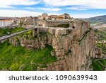 Small photo of Architecture of Constantine, the capital of Constantina Province, north-eastern Algeria