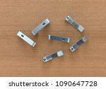 top view of a small group of... | Shutterstock . vector #1090647728