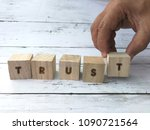 Small photo of Building and realign trust