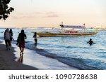 panglao island  philippines may ...   Shutterstock . vector #1090728638
