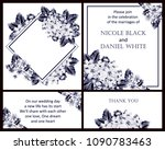 romantic invitation. wedding ...