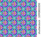 abstract color seamless pattern ... | Shutterstock .eps vector #1090803350