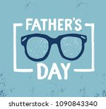 father's day inscription... | Shutterstock .eps vector #1090843340