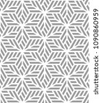 vector seamless pattern with... | Shutterstock .eps vector #1090860959