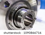 fragment of the sealing system... | Shutterstock . vector #1090866716