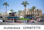 principality of monaco  may 12  ... | Shutterstock . vector #1090875770