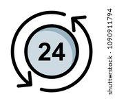 refresh reload update    Shutterstock .eps vector #1090911794