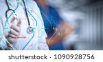 accurate diagnosis appropriate...   Shutterstock . vector #1090928756
