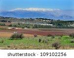 Israel Landscape Of Mount...