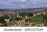 uk  cotswolds  gloucestershire  ... | Shutterstock . vector #1091127269