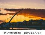 dublin  ireland   may 13th ...   Shutterstock . vector #1091137784