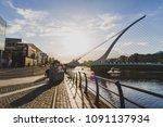dublin  ireland   may 12th ...   Shutterstock . vector #1091137934