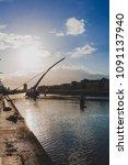 dublin  ireland   may 12th ...   Shutterstock . vector #1091137940