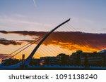 dublin  ireland   may 13th ...   Shutterstock . vector #1091138240