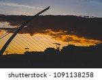 dublin  ireland   may 13th ...   Shutterstock . vector #1091138258