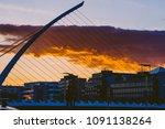 dublin  ireland   may 13th ...   Shutterstock . vector #1091138264