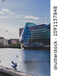 dublin  ireland   may 12th ...   Shutterstock . vector #1091157848