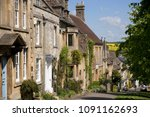 england  oxfordshire  cotswolds ...   Shutterstock . vector #1091162693