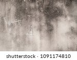 old grungy texture  wet grey... | Shutterstock . vector #1091174810