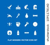 modern  simple vector icon set... | Shutterstock .eps vector #1091178140