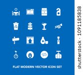 modern  simple vector icon set... | Shutterstock .eps vector #1091185838